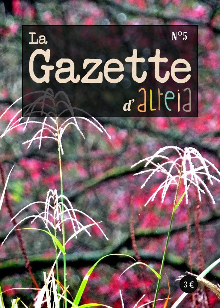 Gazette d'ALTEIA - numéro 5